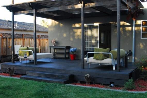 Deck last year
