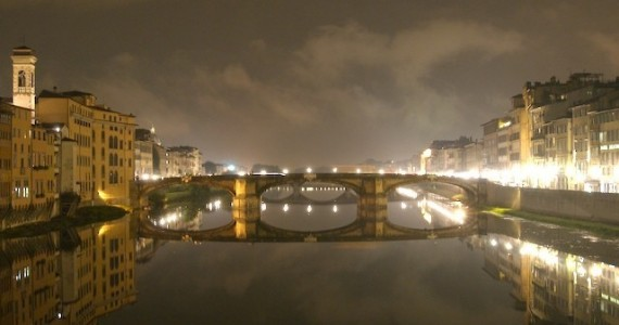 from the Ponte Vecchio