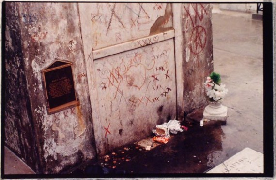 Marie Laveau's Final Resting Place, New Orleans
