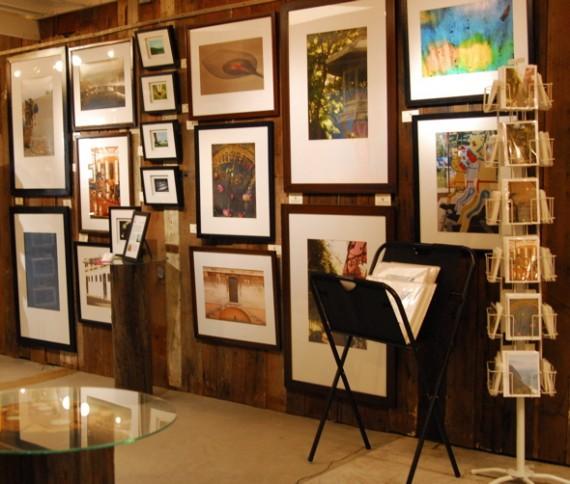 New space at La Galeria